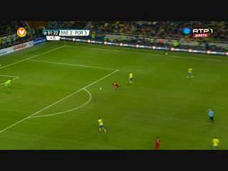 Portugal, Jogada, Cristiano Ronaldo, 92m