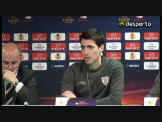 Andoni Iraola elogia Sporting
