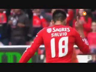 Benfica, Golo, Salvio, 26m, 2-0