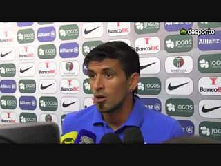 Lucho «Hoje viu-se um grande FC Porto»
