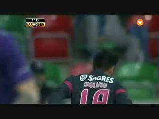 Benfica, Golo, Salvio, 18m, 0-1