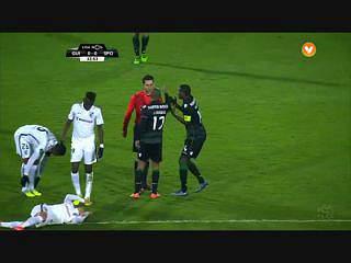 Liga (24ª J): Resumo V. Guimarães 0-0 Sporting