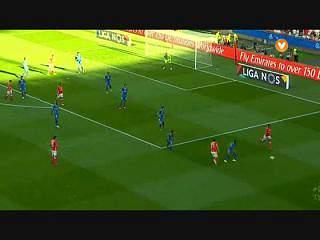 Benfica, Golo, Cervi, 70m , 3-0