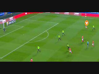 Benfica, Jogada, K. Mitroglou, 20m