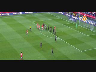 Benfica, Golo, Jardel, 47m, 1-0