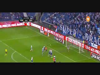 Boavista, Golo, Henrique, 5m, 0-1