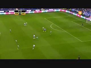 FC Porto, Jogada, Danilo, 48m
