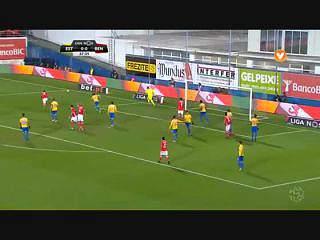 Liga (14ªJ): Resumo Estoril 0-1 Benfica