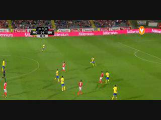 Liga (4ªJ): Resumo Arouca 1-2 Benfica