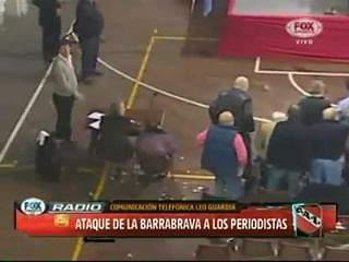 Presidente do Independiente atacado em plena Assembleia geral