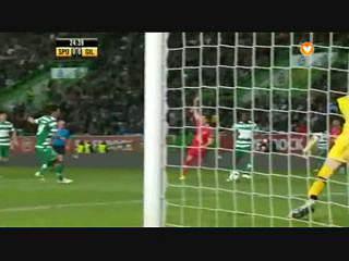 Liga (22ª J): Resumo Sporting 2-0 Gil Vicente