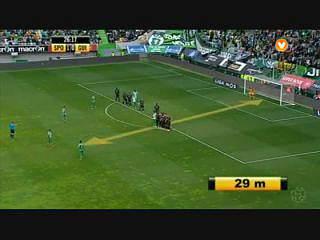 Liga (26ª J): Resumo Sporting 4-1 V. Guimarães