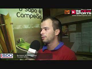 P.AMARELAS VS BDO - FLASH INTERVIEW BRUNO RODRIGUES