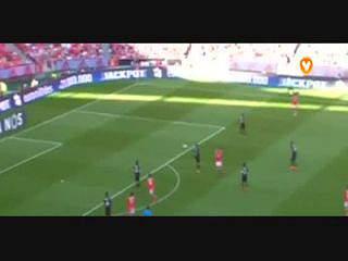 Liga (28ª J): Resumo Benfica 5-1 Académica