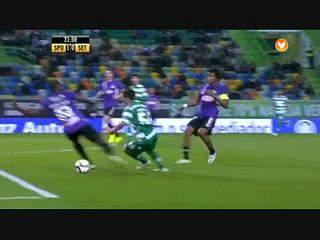 Sporting, Jogada, André Martins, 33m
