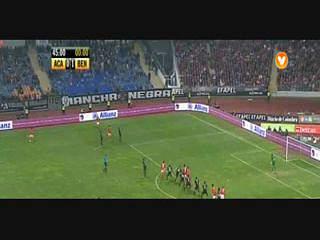 Benfica, Golo, Luisão, 45m, 0-2