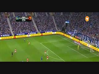 FC Porto, Caso, Maxi Pereira, 32m