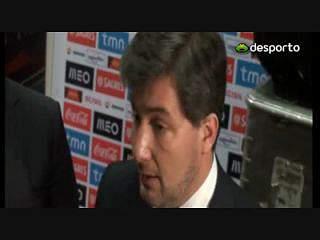 Bruno de Carvalho «Não é fácil digerir tanto erro só para um lado»
