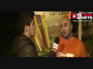 ROFF VS ONEY - FLASH INTERVIEW IVO TORRES