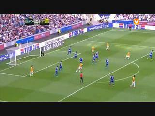 Liga (3ª J): Resumo FC Porto 2-0 Estoril