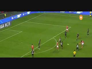 Benfica, Jogada, Renato Sanches, 43m
