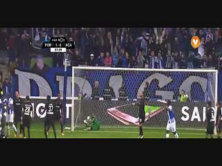 Liga (14ª J): Resumo FC Porto 3-1 Académica