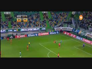 Sporting, Jogada, Slimani, 92m