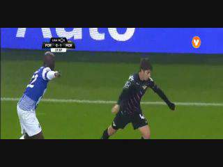 Moreirense, Golo, Fábio Espinho, 28m, 0-2