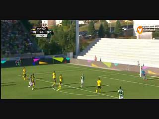 Sporting, Jogada, Alan Ruiz, 20m
