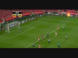 Benfica, Jogada, Ola John, 56m