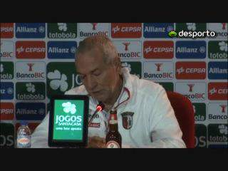 Jesualdo Ferreira lembra Eusébio