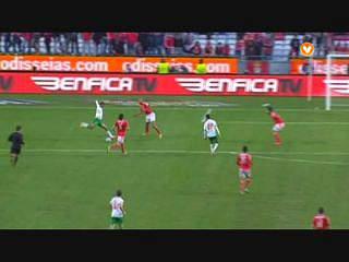 I Liga (16ª Jornada): Resumo Benfica 2-0 Marítimo