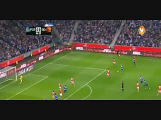FC Porto, Jogada, Aboubakar, 47m