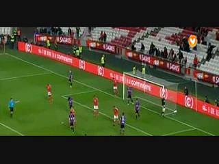 Benfica, Jogada, Salvio, 65m