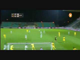 Resultado ao Intervalo – P. Ferreira 0-2 Rio Ave