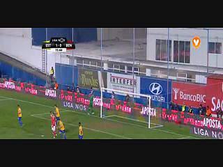 Benfica, Jogada, Renato Sanches,  16m