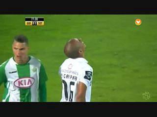 V. Guimarães, Jogada, Bruno Gaspar, 77m
