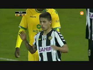 Sporting, Jogada, Adrien Silva, 77m