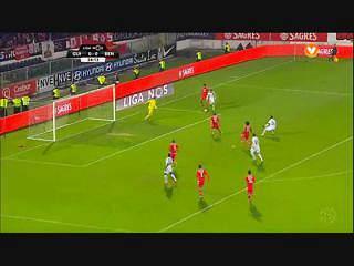 Liga (15ª J): Resumo V. Guimarães 0-1 Benfica
