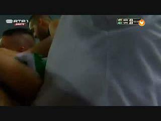 Sporting, Golo, Carrillo 55m, 0-1