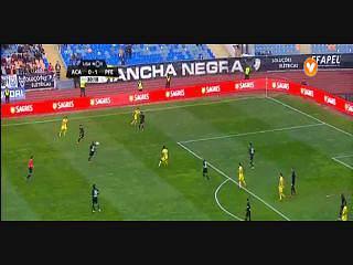 Liga (17ª J): Resumo Académica 1-1 P. Ferreira