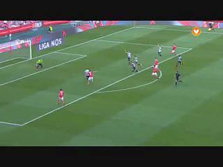 Liga (10ª J): Resumo Benfica 2-0 Boavista