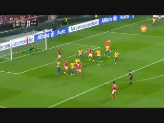 Benfica, Golo, Carrillo, 33m, 1-1