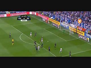 FC Porto, Jogada, Brahimi, 62m