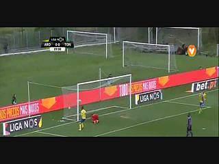 Arouca, Golo, Crivellaro, 10m, 1-0