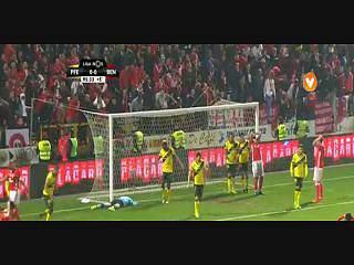 Benfica, Jogada, Jonas, 95m