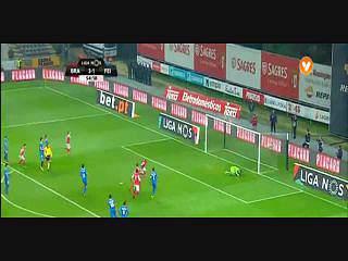 Sp. Braga, Golo, Wilson Eduardo, 55m, 4-1