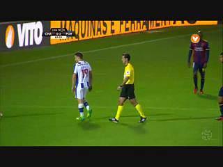 FC Porto, Expulsão, Maxi Pereira, 89m