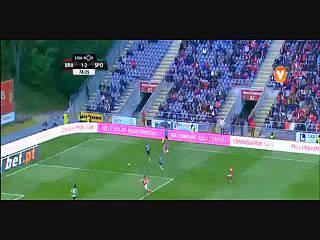 Sp. Braga, Golo, Rui Fonte, 79m, 2-2