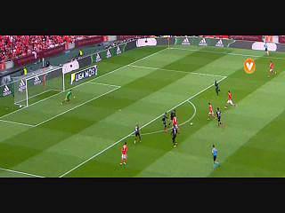 Benfica, Golo, Pizzi, 37m, 3-0